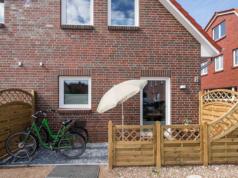 Ferienwohnung auf Norderney 3 Minuten vom Weststrand entfernt, casa vacanza a Norderney