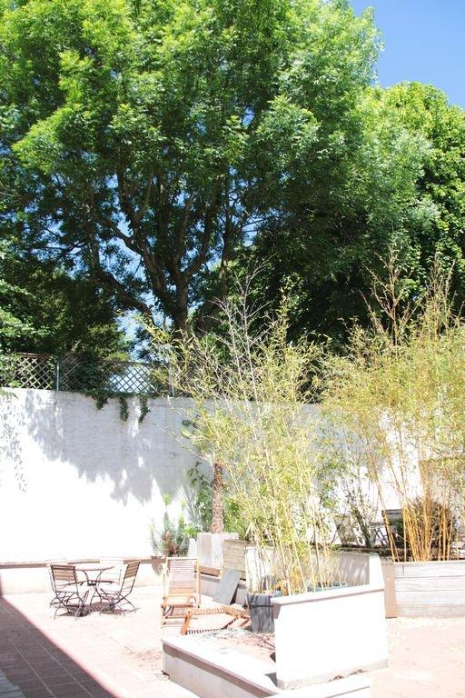 Terrasse privative de 42 m2