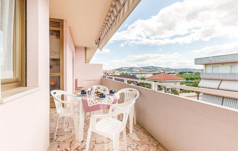 2 bedroom accommodation in Villa Rosa TE, holiday rental in Nereto