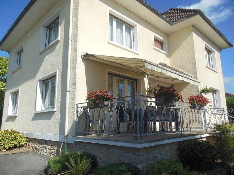 GITE LA MAISON SEVERIN AU COEUR DES VIGNES, holiday rental in Bergeres-les-Vertus