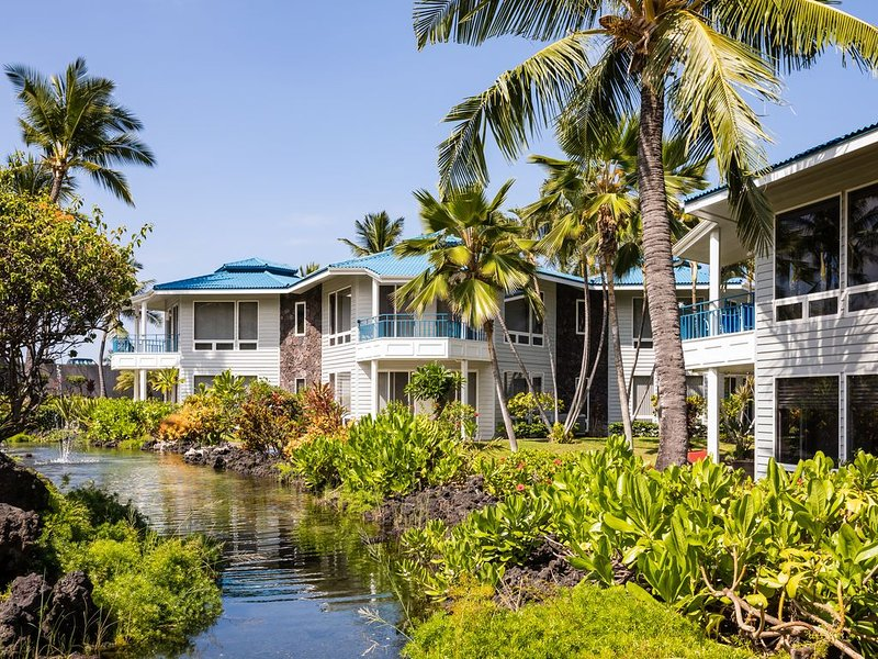 3 bedroom Townhouse in Mauna Loa Village, holiday rental in Honalo