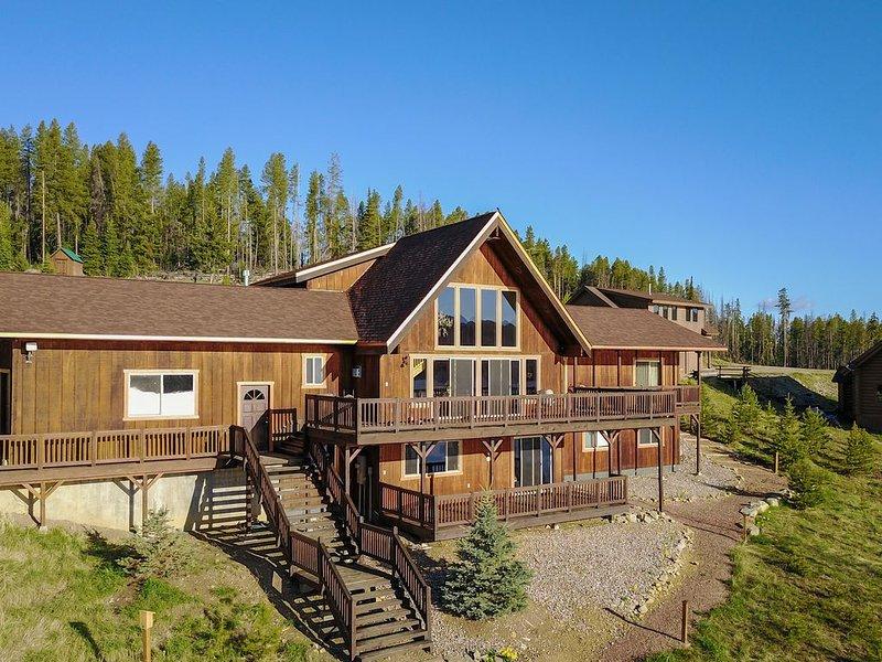 Last best place--Georgetown Montana, holiday rental in Philipsburg