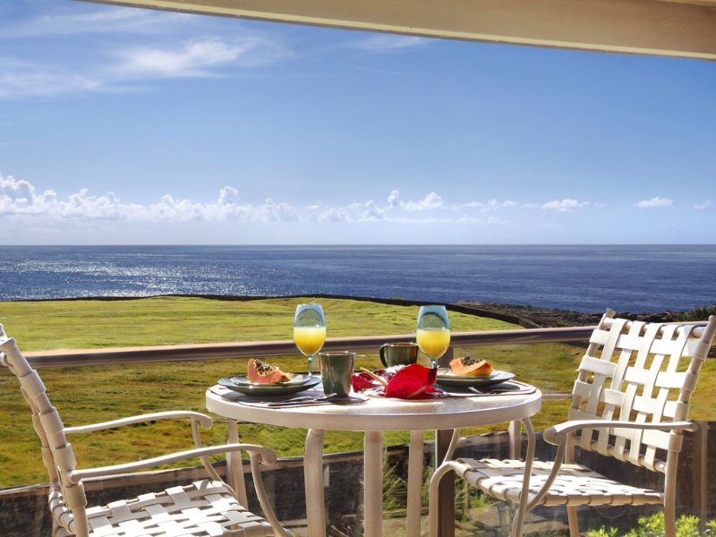 Amazing Oceanview & Mountain View 3BR/2.5BA - Makahuena Unit #4308, holiday rental in Poipu