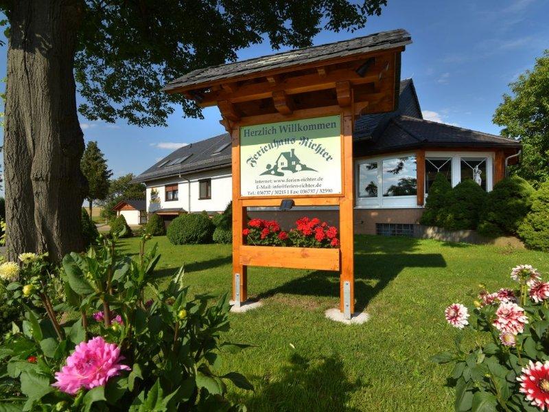 Fewo Birke für 6 Pers. in Drognitz, OT Lothra, Thüringen, Nähe Hohenwartetalsp., location de vacances à Oppurg