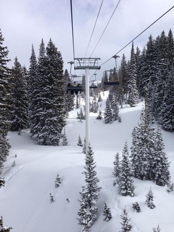 Sunnyside Lift- Alta Ski Resort