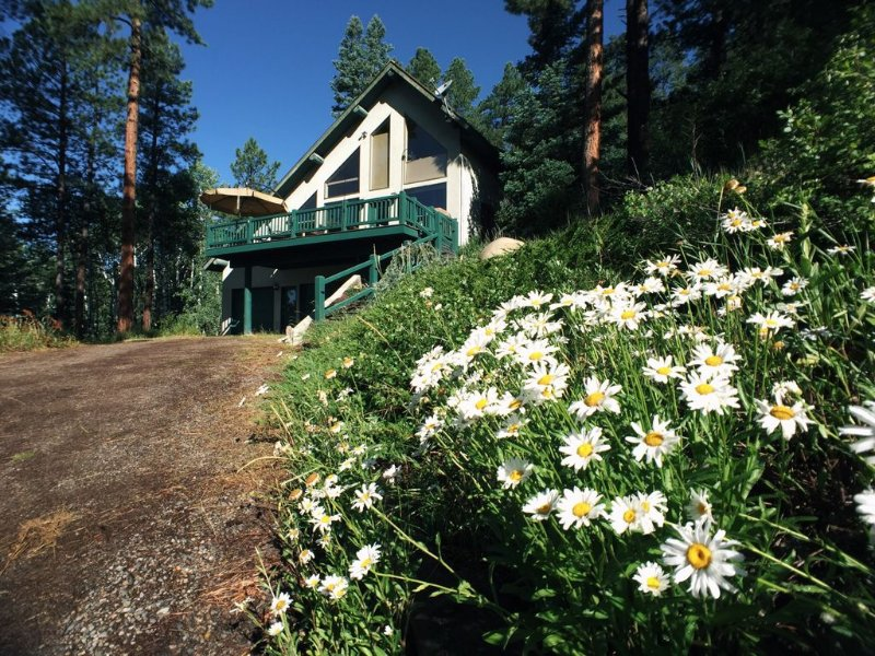 Enjoy the cool mountain air!, casa vacanza a Pagosa Springs