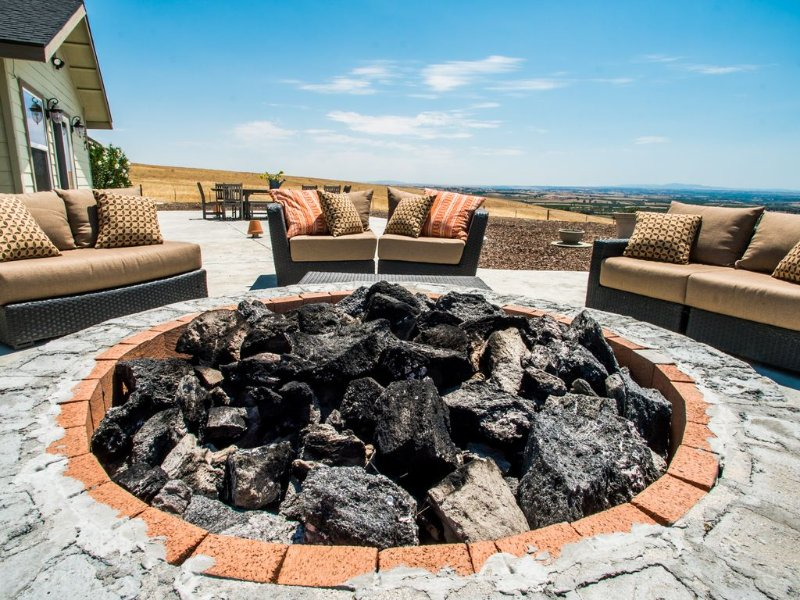 Top of the Hill--Magnificent Wine Country Views in All Directions, casa vacanza a San Miguel
