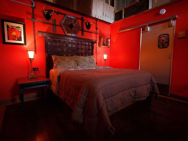 Queen Sealy PosturePedic mattress, Magic Fingers & 500 ct./ 100% Cotton sheets