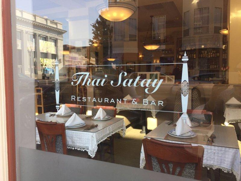 Plenty of Restaurant choices downtown