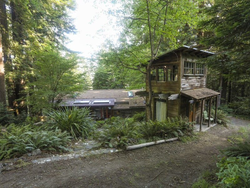 Redwood Forest Getaway, location de vacances à Mendocino County