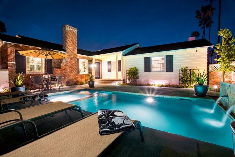 Resort Style Home w/ Private Yard, Pool & Spa, location de vacances à La Jolla
