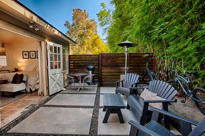 Private Beach Cottage, Walk to Ocean+Outdoor Living, vacation rental in La Jolla