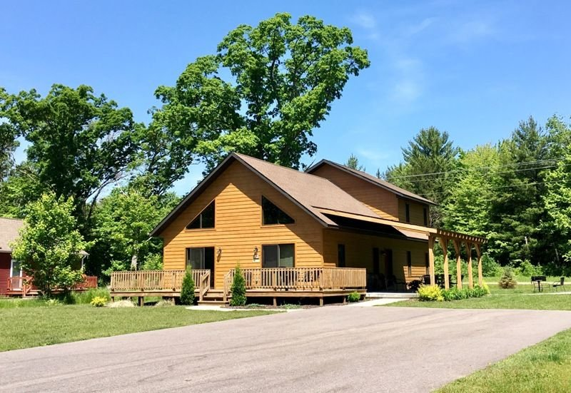 All Seasons Chalet * Spring Brook Resort | Incredible Two Story Chalet in Wiscon, vacation rental in Wisconsin Dells