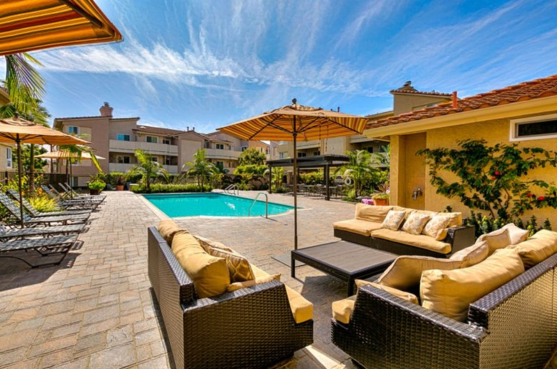 Enjoy the pool, simply relax or stroll to the beach from this wonderfully upgraded Condo.