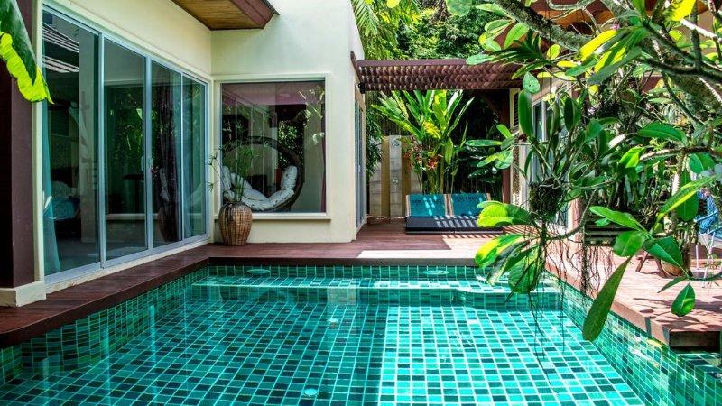 Phuket Plage Karon: House / Villa - Phuket - Plage Karon – semesterbostad i Phuket