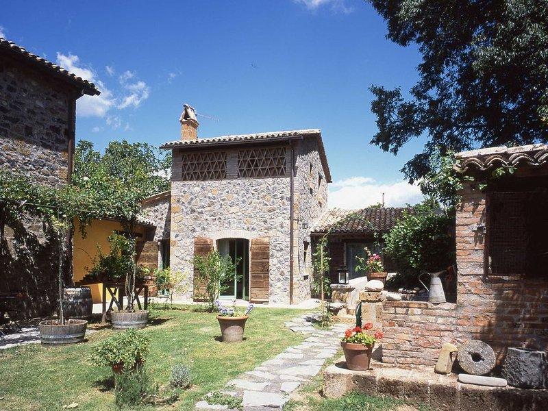 Beautiful and Cosy Countryhouse Overlooking Orvieto, location de vacances à Orvieto