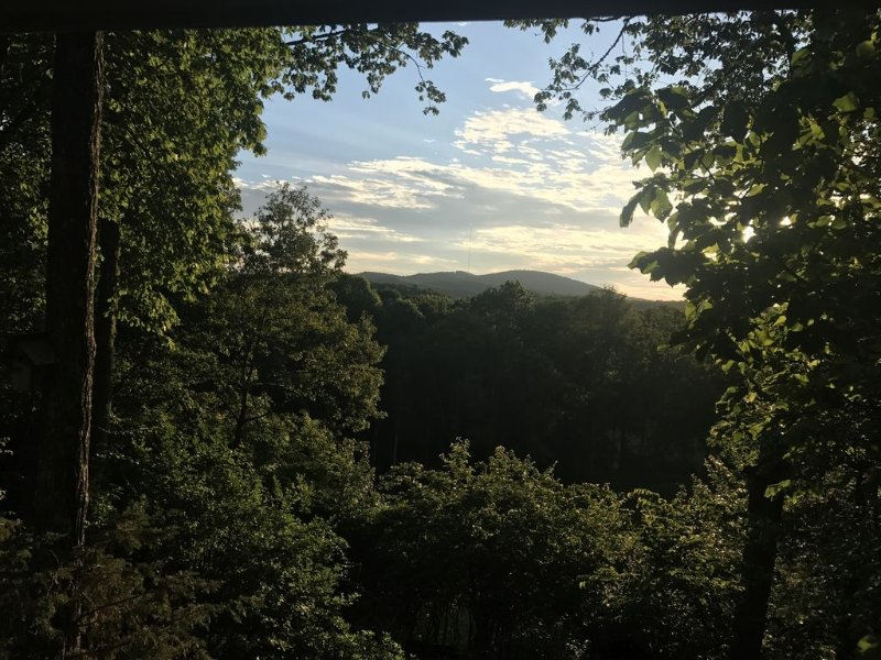 Connestee Mountain Retreat -'Camp W', holiday rental in Rosman