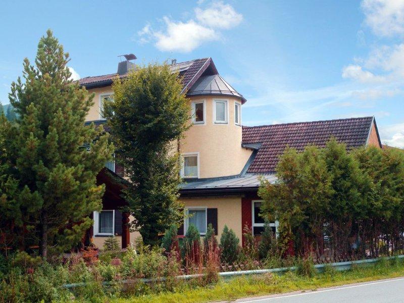 Ferienwohnung mit Sauna in zentraler Lage, holiday rental in Radstadt