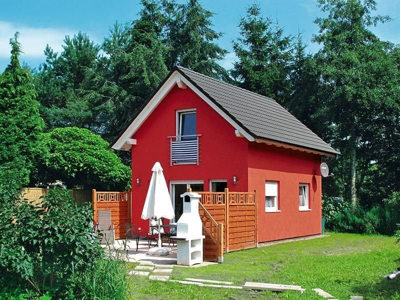 Ferienhaus ALBI mit Terrasse, location de vacances à Zinnowitz
