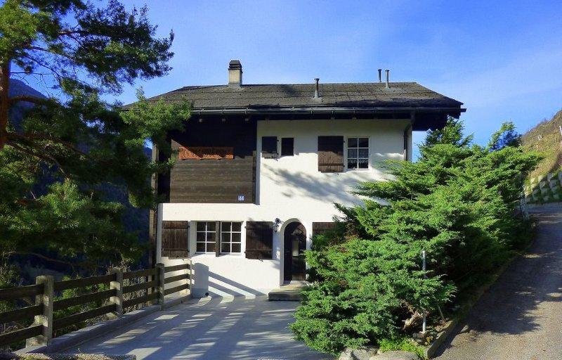 Charmantes 4 *Chalet: unterhalb ALETSCHARENA, top Ausstattung, Kamin, Internet, location de vacances à Rosswald