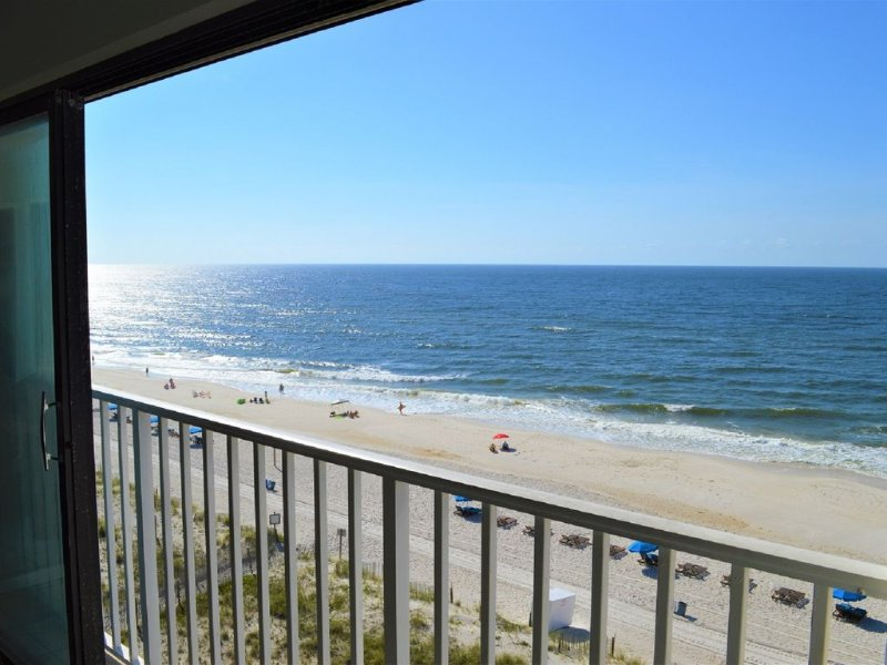 Direct Gulf view on the beach!, holiday rental in Gulf Shores