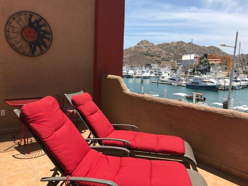Marina Cabo Plaza - Waterfront Studio Condos in Cabo San Lucas, vacation rental in Cabo San Lucas