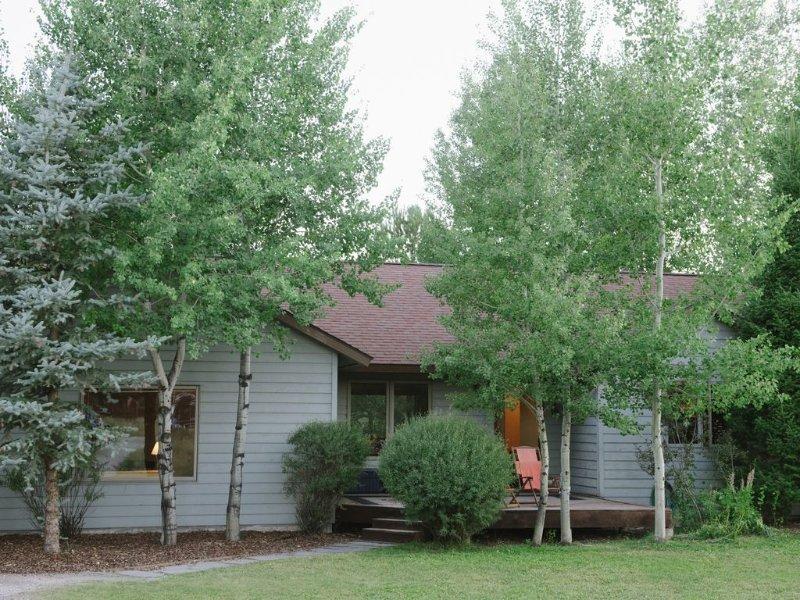 Habitat Hatch- Charming Family Friendly Home for your Teton Mountain Vacation!, aluguéis de temporada em Victor