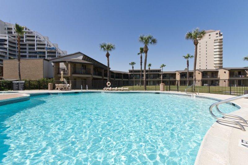 Large community pool!