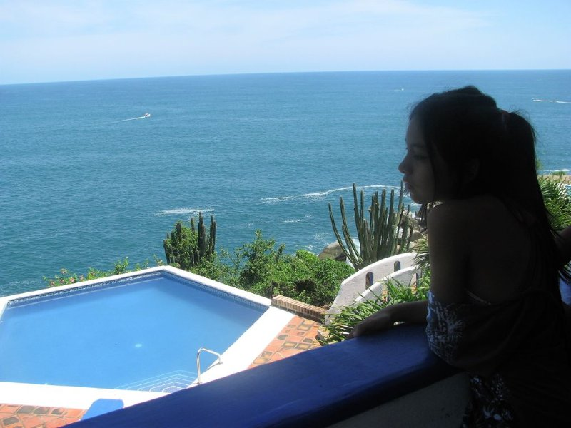 Stunning Uninterrupted Sea View, vacation rental in Puerto Escondido