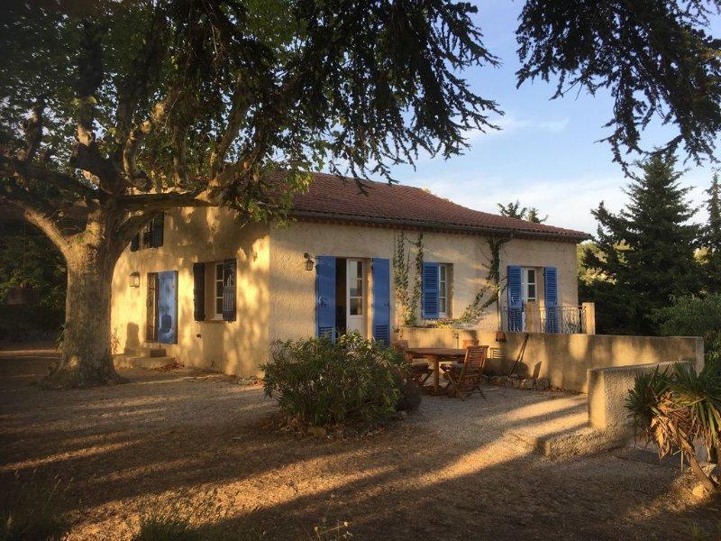 Maison de Charme en Provence, location de vacances à Montauroux