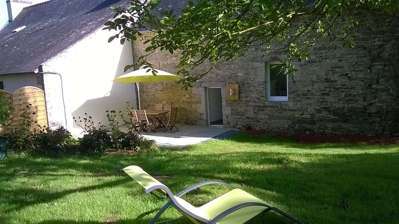 holiday cottage for 5 people, near the sea, South Finistère, holiday rental in Plogastel-Saint-Germain