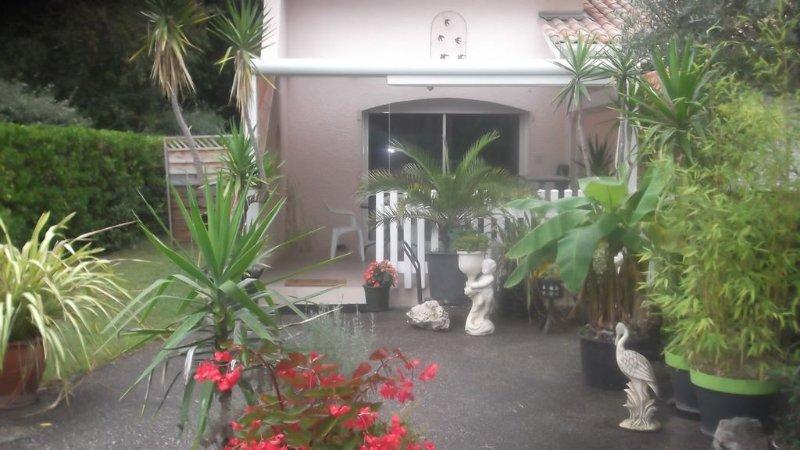 Ville aux 7 ports, très touristique, bassin d'Arcachon, forêt, parc aquatique, vacation rental in Gujan-Mestras