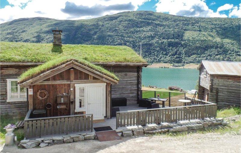 2 bedroom accommodation in Vågå, casa vacanza a Mysuseter