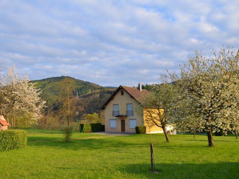 MID WAY OF ALL CHRISTMAS MARKETS ALSACE, alquiler vacacional en Breitenau