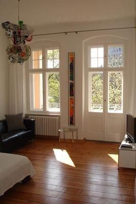 Wohn- und Schlafzimmerr