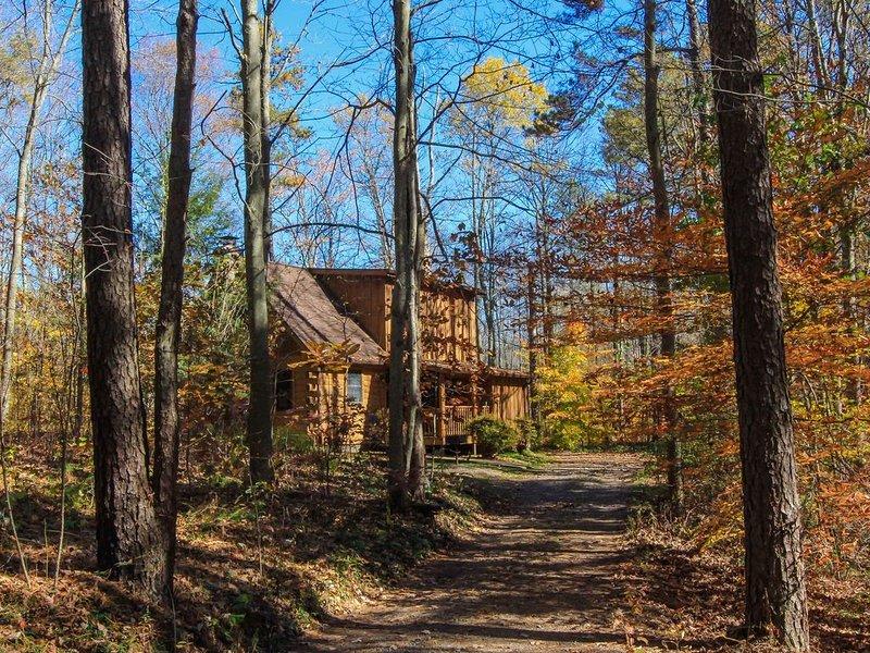 Timber Ridge - Hocking Hills, aluguéis de temporada em South Bloomingville