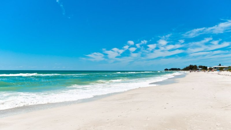 Only 5.5 miles to Anna Maria Island and 7 miles of white sand beaches