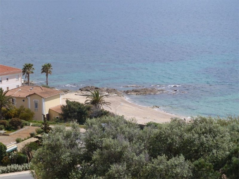 F3  STANDING   VUE MER PANORAMIQUE  PLAGE 50 M PROMOTION JUILLET, vacation rental in Ajaccio