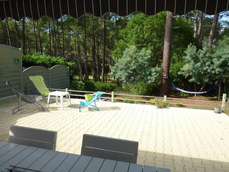 maison de vacances sur domaine du golf, vacation rental in Lacanau