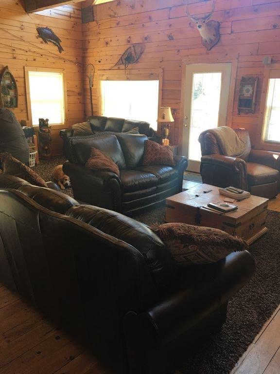Living Room New Furniture!