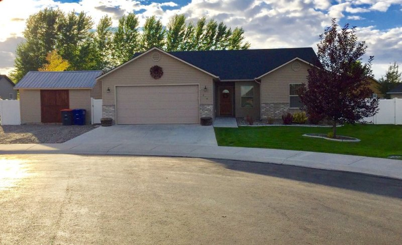Lovely Family Friendly Twin Falls Home, alquiler de vacaciones en Twin Falls