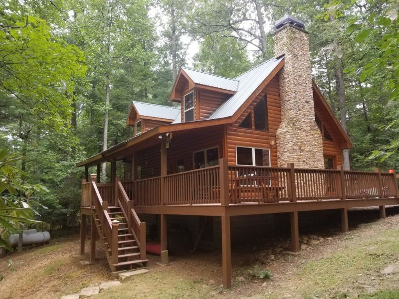 Kays Kabin Appalachian Trail, holiday rental in Suches