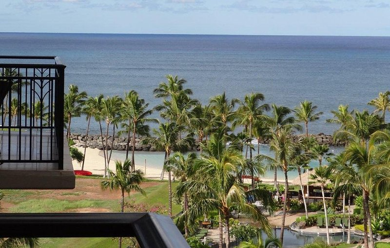 Spectacular Ocean View - New Lux 3br/3ba at Beach Front in Ko Olina (20821), Ferienwohnung in Kapolei