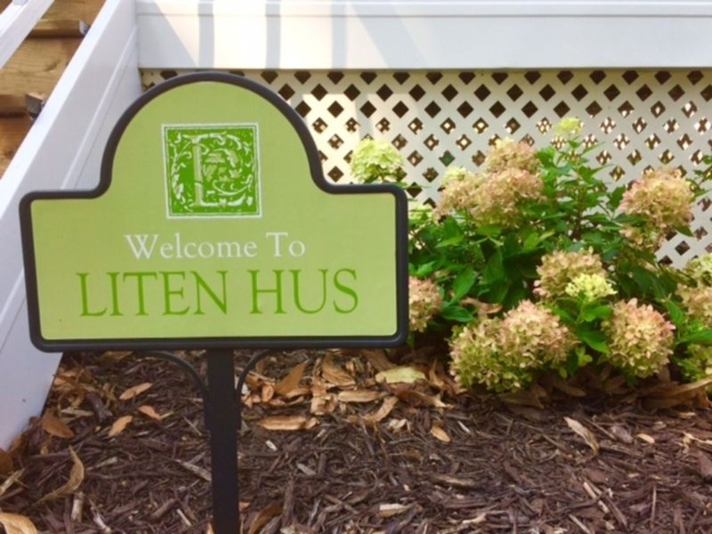 Welcome to Liten Hus.