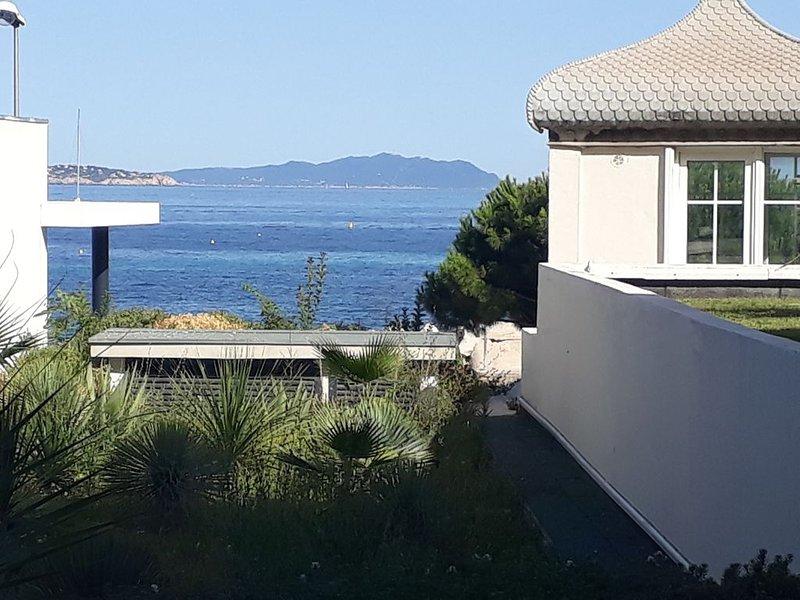 Appartement T3 en front de mer dans nouvelle résidence luxe, location de vacances à La Ciotat