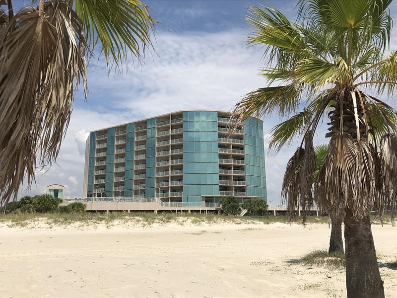 8 Floors Up - The View Will Take Your Breath Away – semesterbostad i Biloxi
