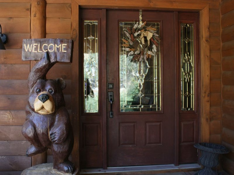 Welcome.  We invite you to come see inside and take a peak! My family is inside.
