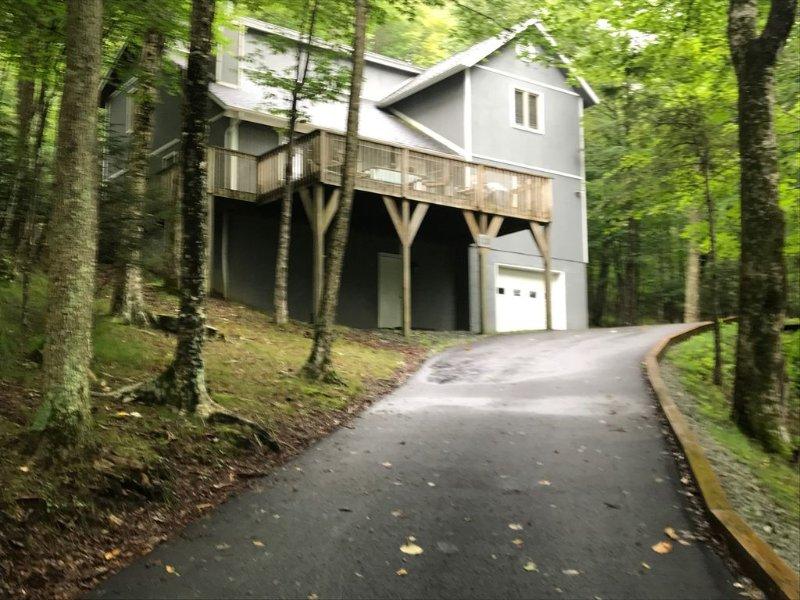 Spacious, Clean Mountain Retreat! Large Game Room & Large Kitchen; Sleeps 10, location de vacances à Beech Mountain