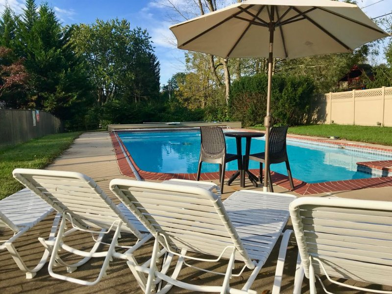 Centrally located with in-ground pool., vacation rental in Lancaster County