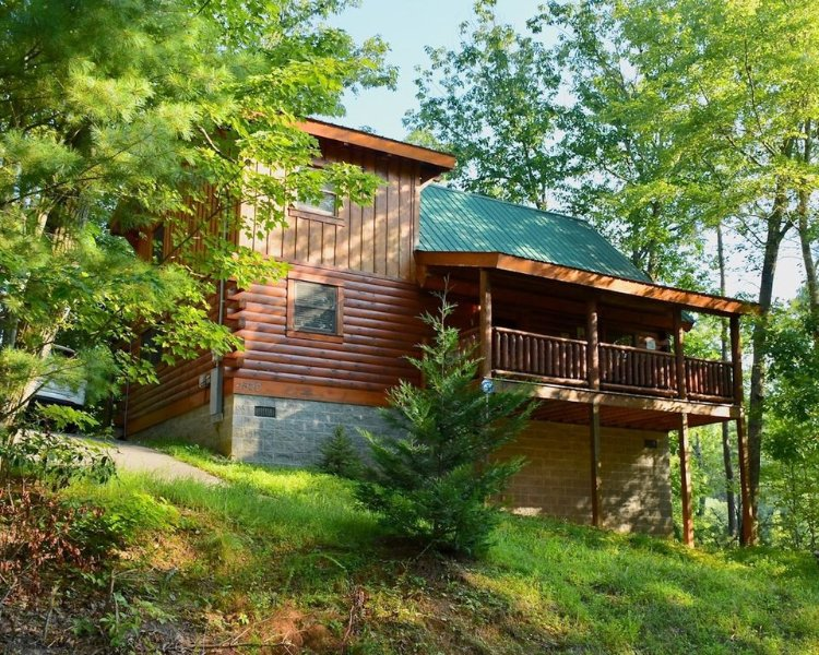Pigeon Forge, Gatlinburg, Great Smoky Mtn National Park, casa vacanza a Sevierville